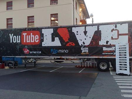 YouTube: Google lancia trasmissioni in diretta