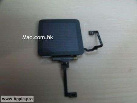Uno schermo multitouch da 3 cm per Apple