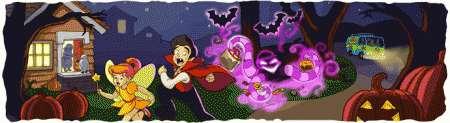 Google Halloween Scooby Doo