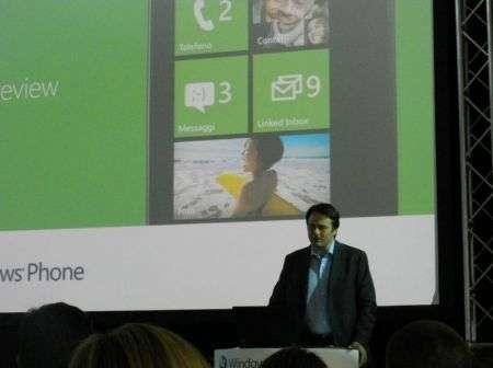 Windows Phone Mango: la presentazione ufficiale