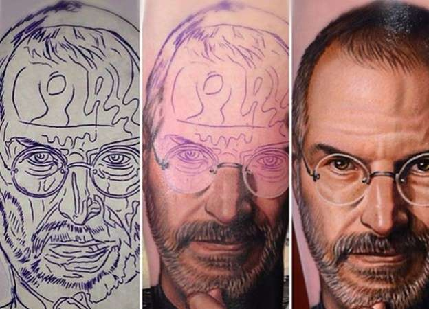 I tatuaggi su Instagram