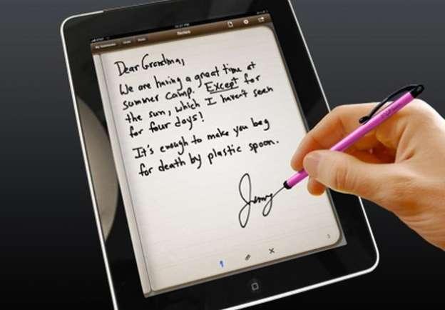 Migliori app iPad per scrivere