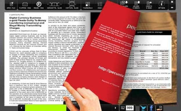 Programmi per sfogliare PDF
