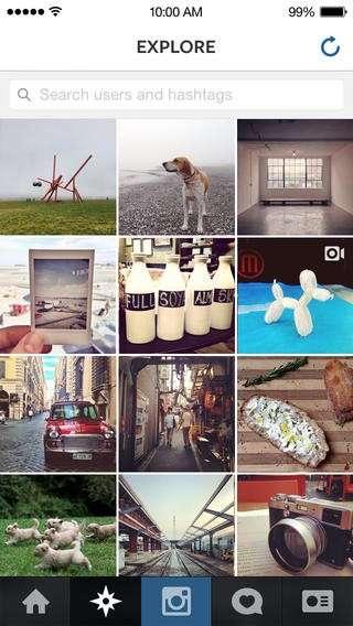 Come cercare persone su Instagram