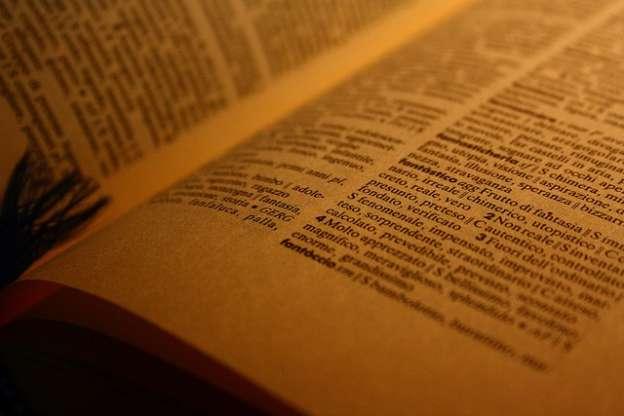 Programmi dizionario italiano
