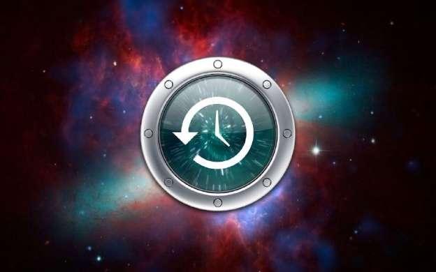 Come effettuare un backup con Time Machine