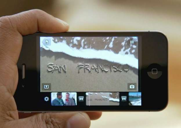 App iPhone per creare video con foto e musica