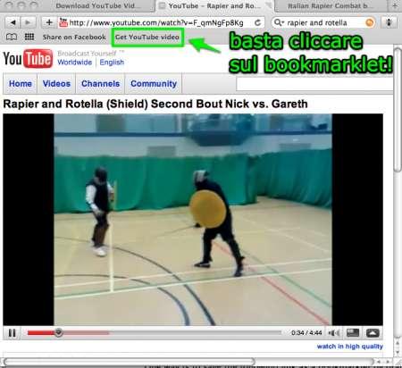 Scaricare video da YouTube velocemente