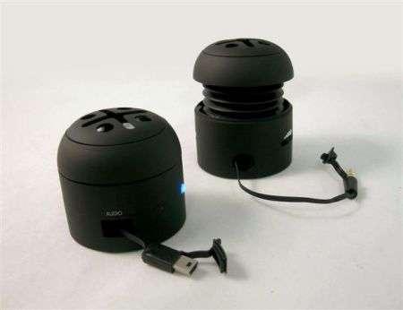 Mindtech Go Rock Mobile Speaker