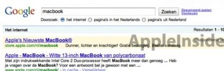 Apple Google AdSense