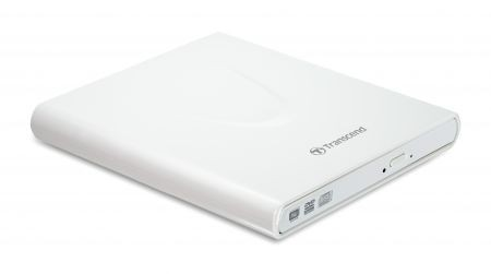 Transcend DVD White
