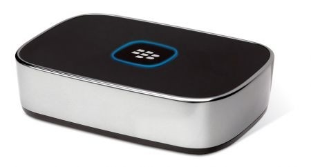 Blackberry: proiettore portatile per PowerPoint