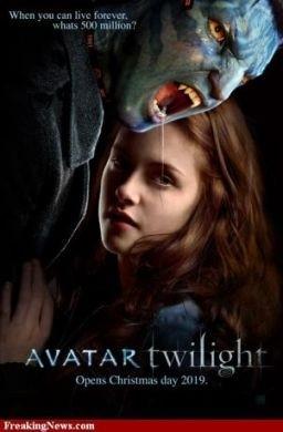 avatar twilight