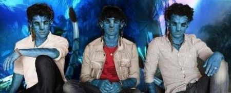 avatar jonas brothers