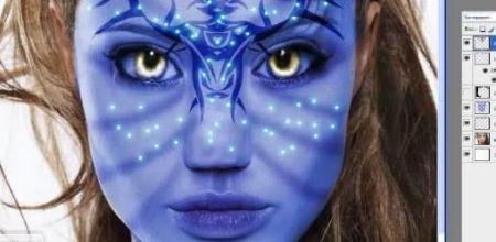 Avatar Photoshop Gallery