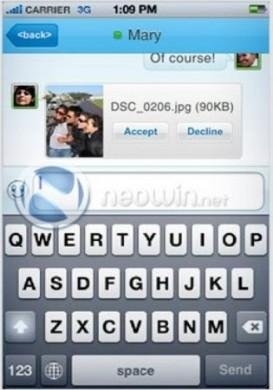 wlm iphone