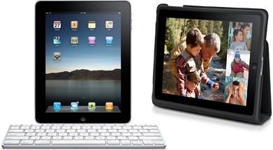 iPad - accessori - tastiera e custodia