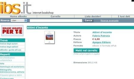 IBS - vendita eBook - dettagli libro