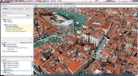 Google Earth - Venezia