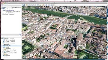 Google Earth - Firenze