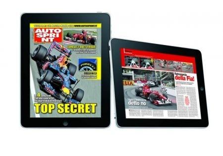 iPad - Autosprint