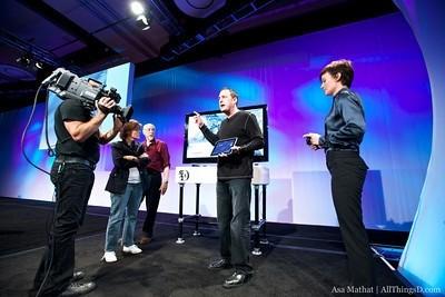 OnLive - la dimostrazione su iPad al D8