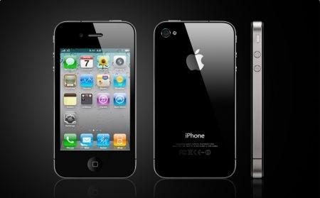 iPhone 4 - versione nera