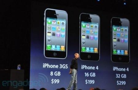 iPhone 4 - modelli e prezzi