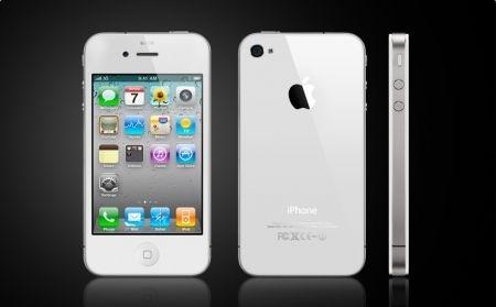 iPhone 4 - versione bianca