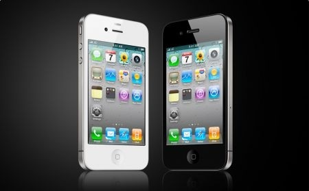 iPhone 4 - versione bianca e nera a confronto