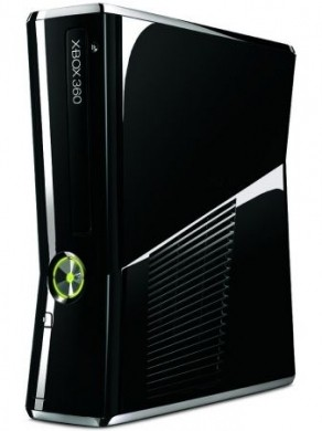 Xbox 360 in versione slim presentata all'E3