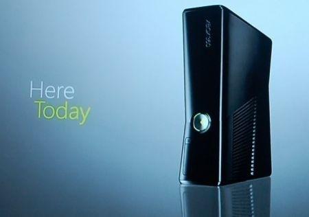 La nuova Xbox 360 slim