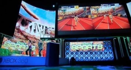 Microsoft Kinect: ecco i primi giochi