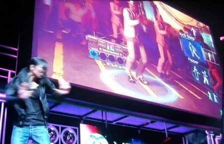 Kinect all'E3 - Dance Central