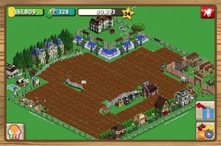 FarmVille per iPhone - gioco