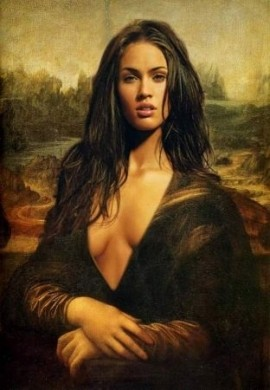 Photoshop Gioconda