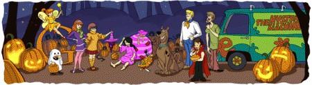 Google Scooby Doo