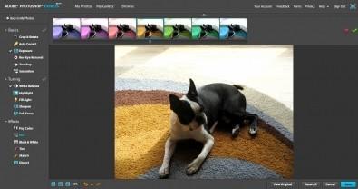 Photoshop Express sotto esame – Purtroppo Adobe manca il bersaglio