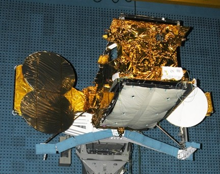 Hylas-1 satellite