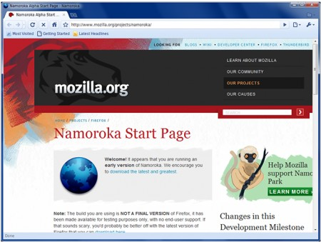 Firefox: con Chromifox si trasforma in Chrome