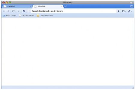 Temi Firefox: Chromifox Mac