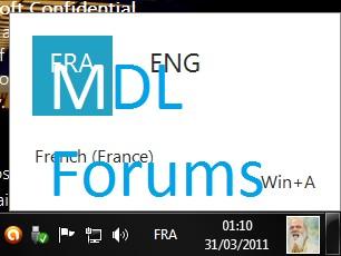 Windows 8 lingua