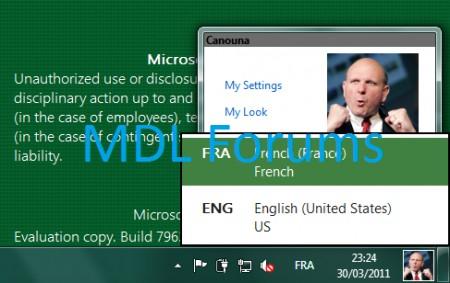 Windows 8 social network