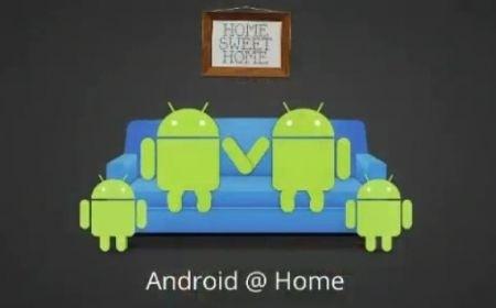 Google I/O: con Android @ Home lo smartphone diventa il telecomando (di casa)