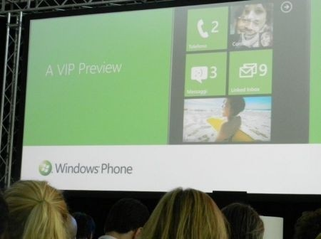 Windows Phone Mango: preview