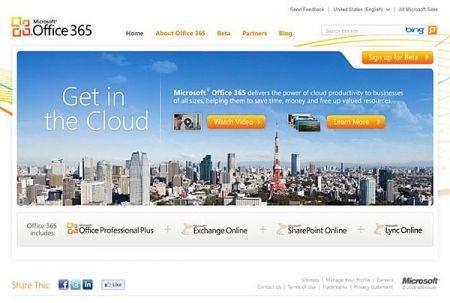 Microsoft Office diventa 365 e vola sulla nuvola