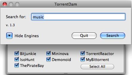 Ricerca Torrent Mac