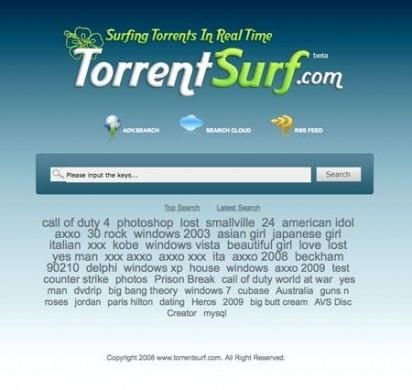 TorrentSurf