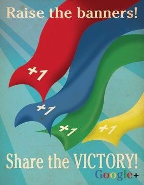 Tra i social network, Facebook, Twitter e Google+ sono rivali: ecco i manifesti