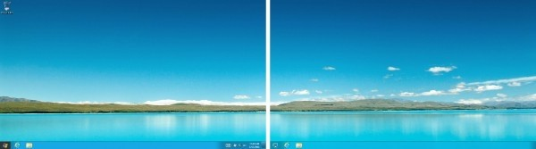Windows 8 Multimonitor